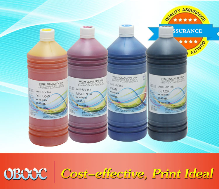 Anti UV Ink